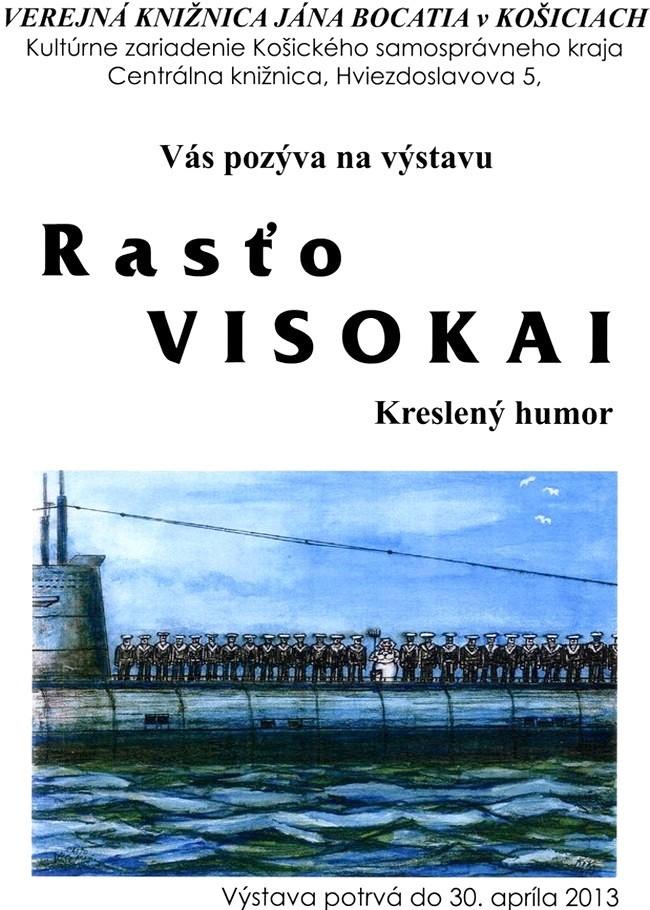 Rasťo Visokai