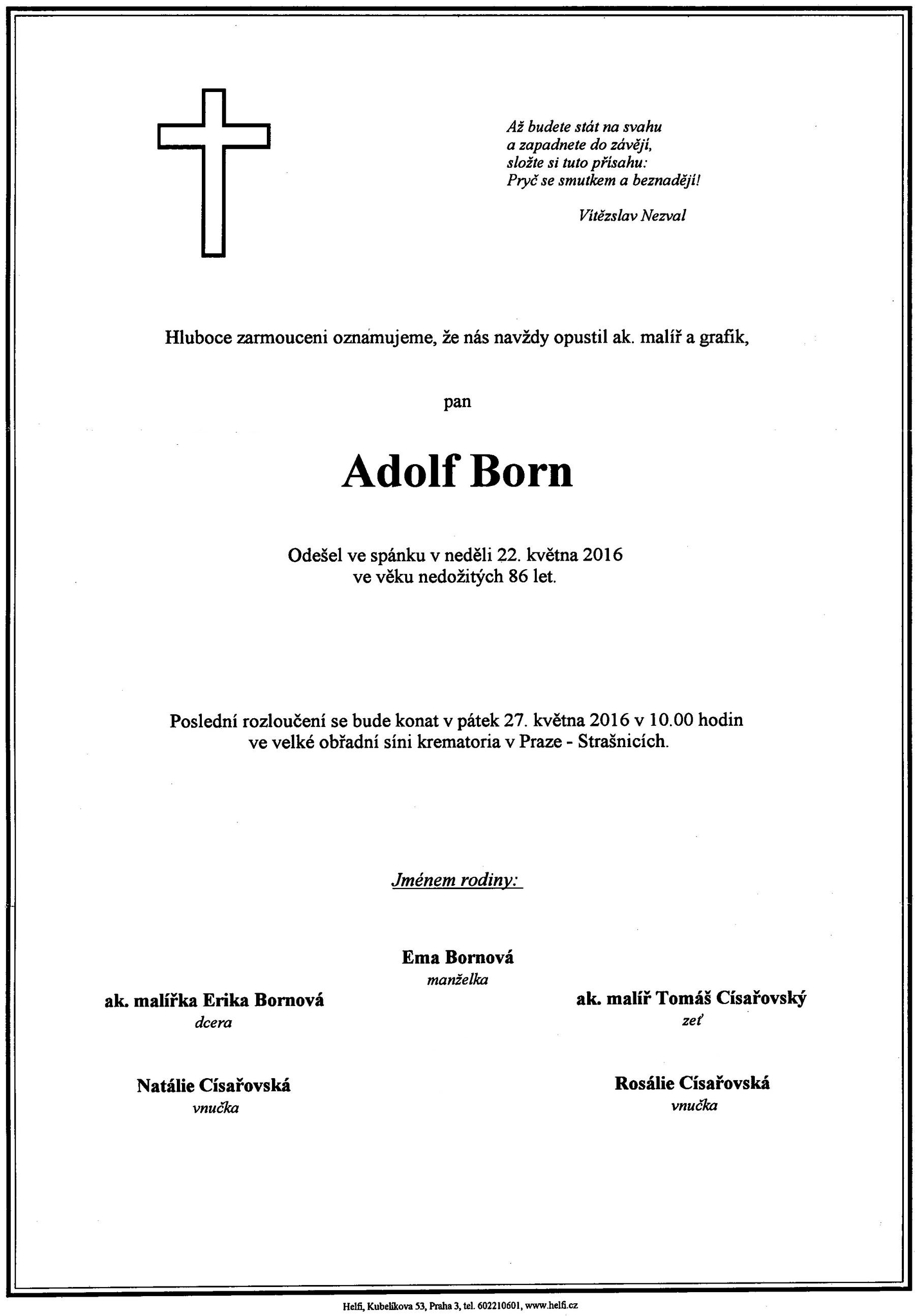Adol Born-parte