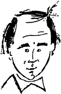 Jozef Schek-autoportrét