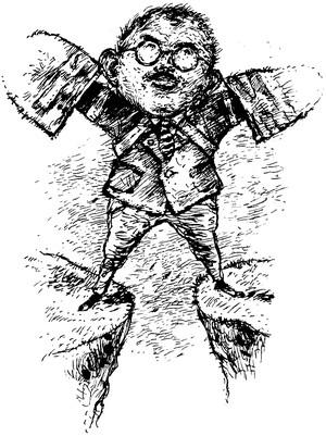 Belica-Karikatura