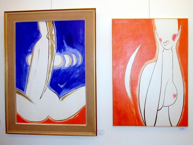 Maľby Ivana Popoviča