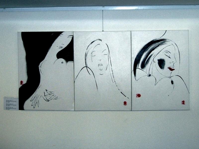 Kresby Ivana Popoviča