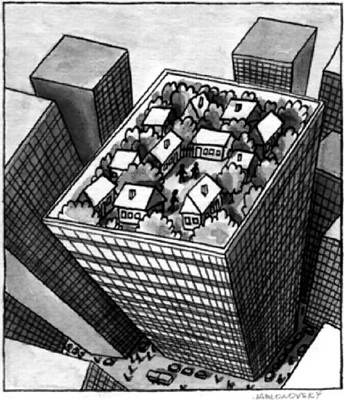 Fero Jablonovský - Karikatúra
