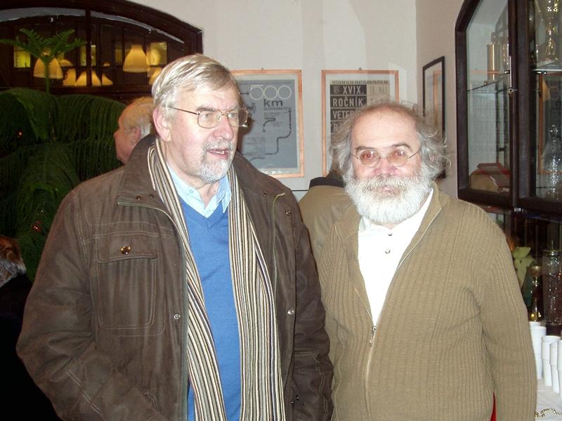 Peter Maráky a Fero Jablonovský