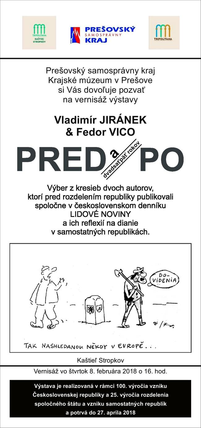 Jiranek a Vico Stropkov CG