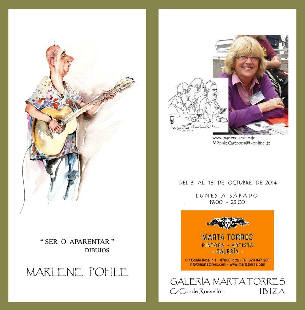 Marlene Pohle Ibiza
