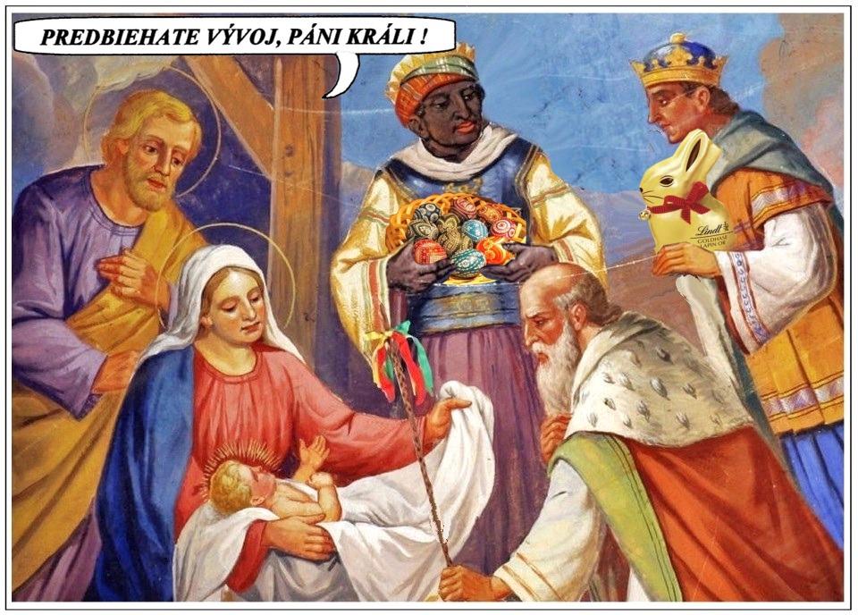 Pavel Taussig - Popletení traja králi