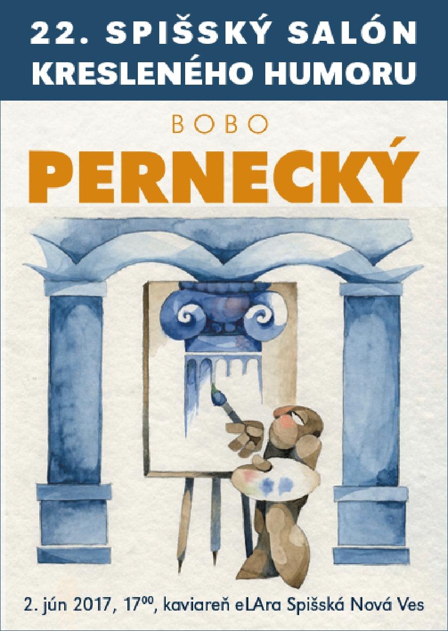 Pozvanka BoboPernecky
