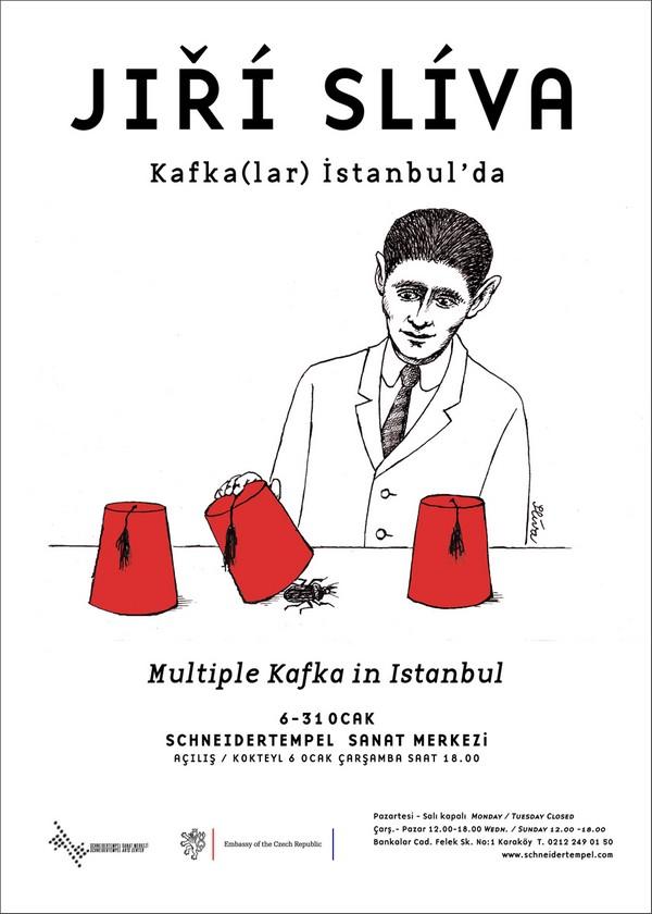 Jiří Slíva - Istanbulda