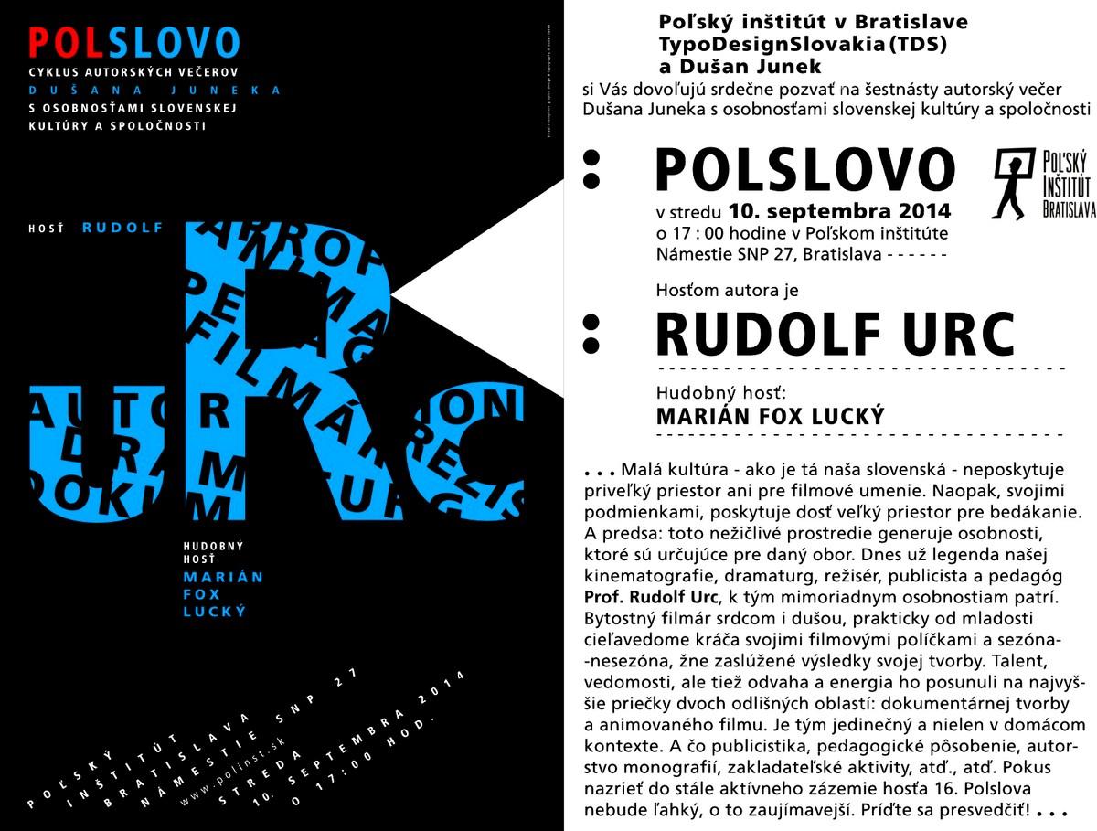 Polslovo - Riudolf Urc