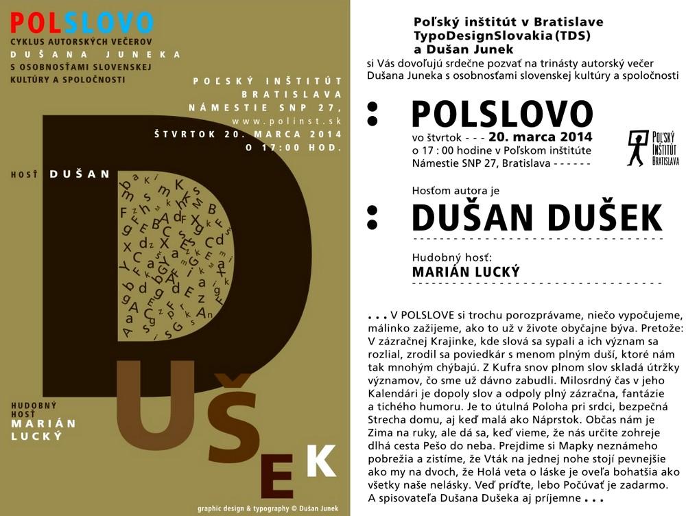 Polslovo - Dušek