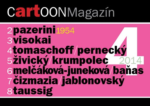 CartoonMagazin 4/2014