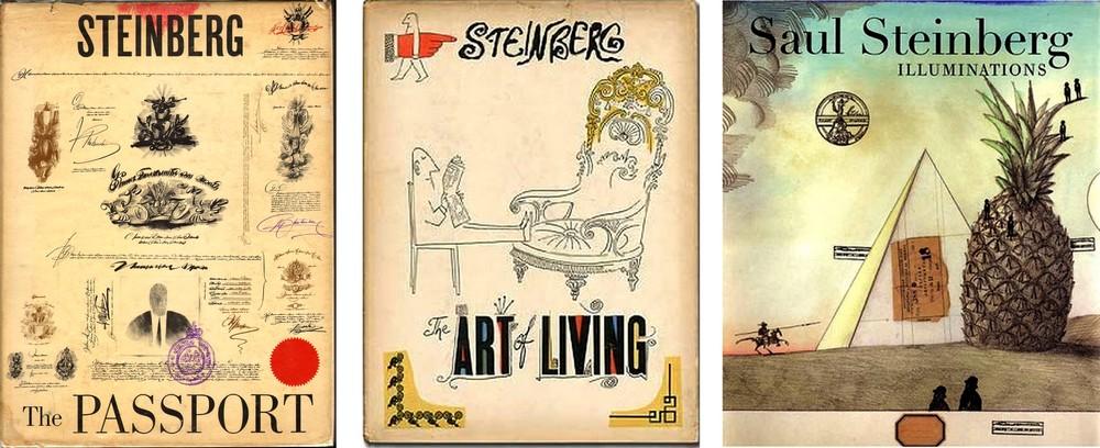 Steinberg books