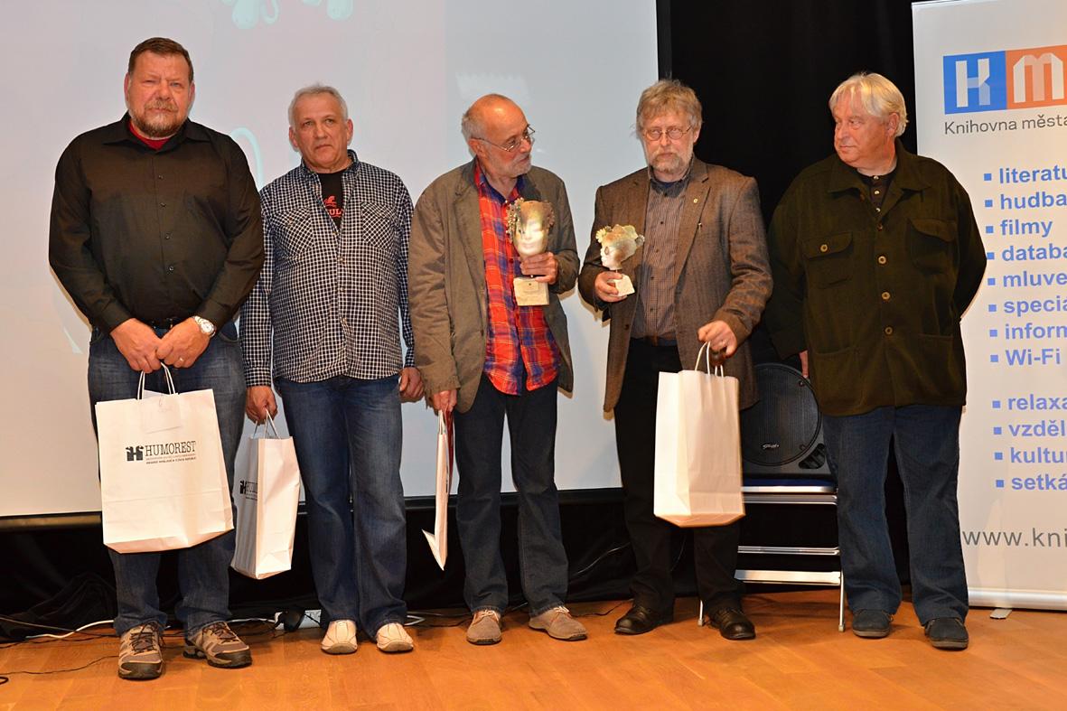 Ocenení autori
