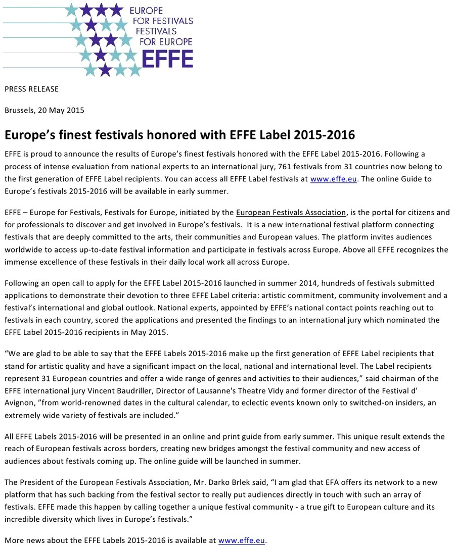 PressRelease-EFFELabel