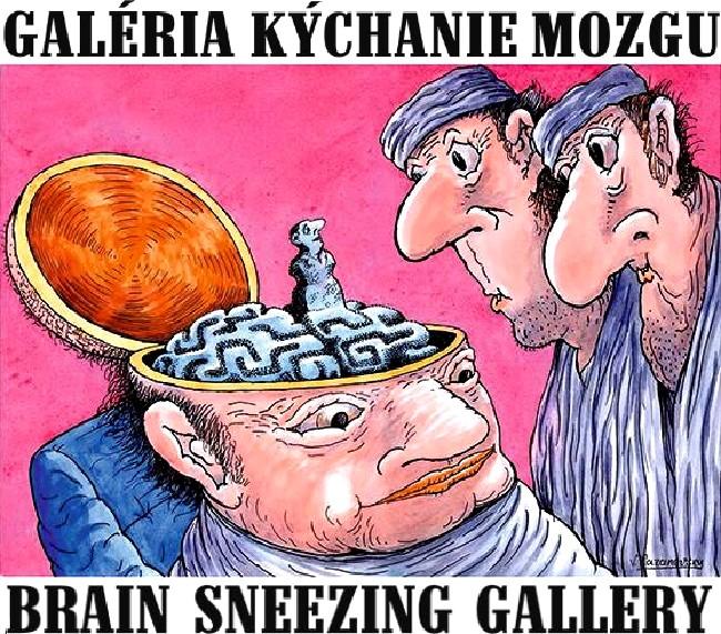Galéria Kýchanie mozgu