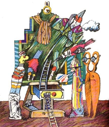 Svetozár Mydlo - Ilustracia