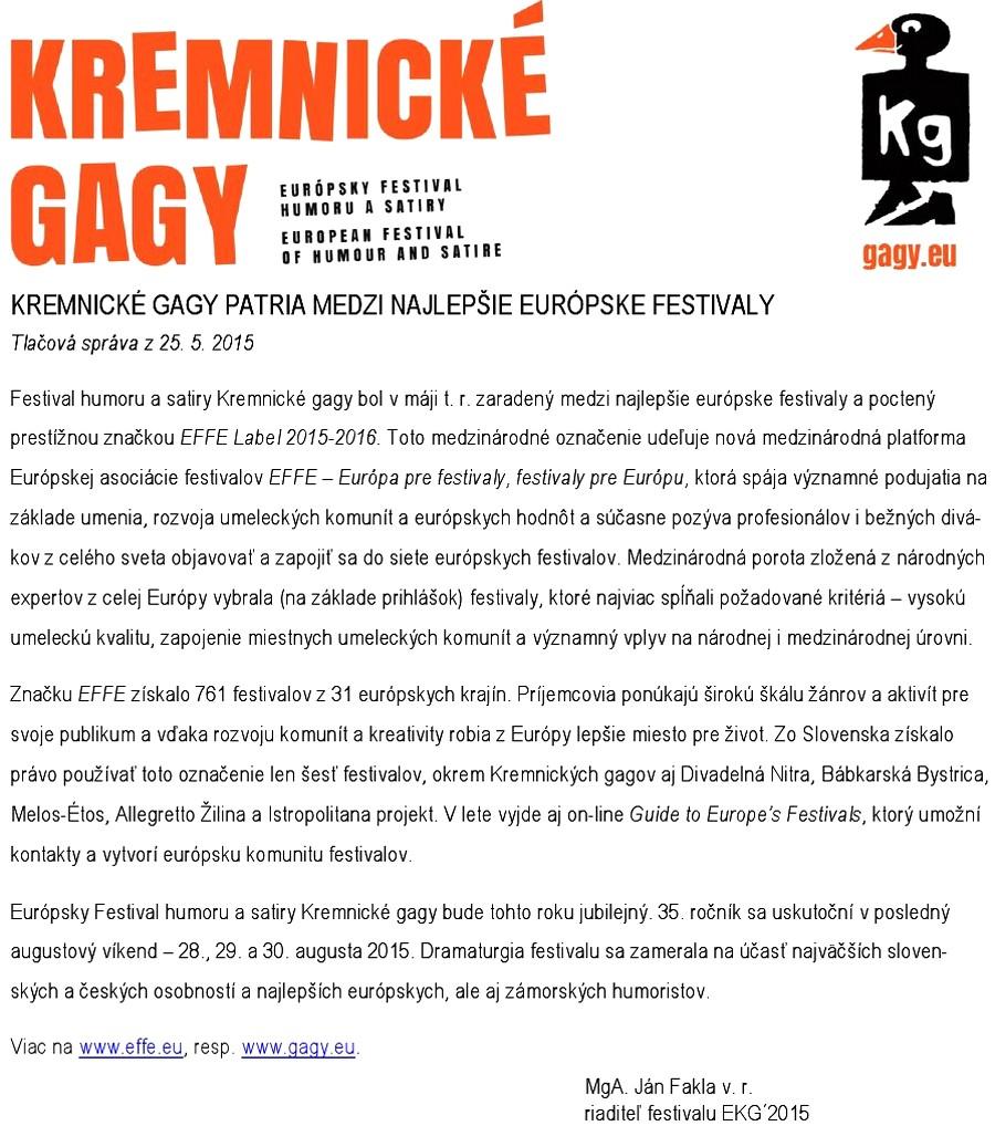 kremnicke gagy 2015