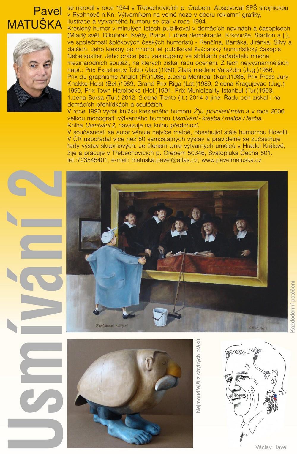 Pavel Matuška - Usmívání 2