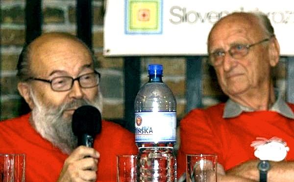 Ladislav Szalay-Kornel Földvári- Kremnickégagy 2009