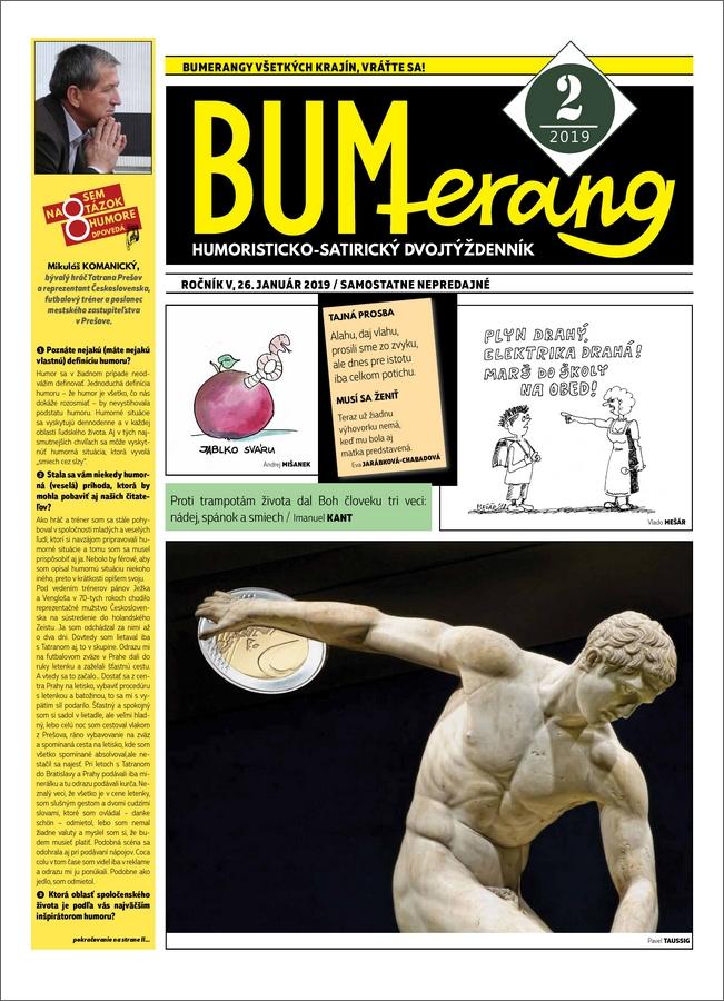 BUMerang 19-02