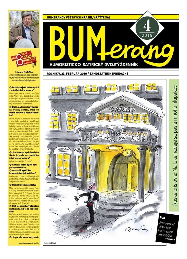 BUMerang 19-04