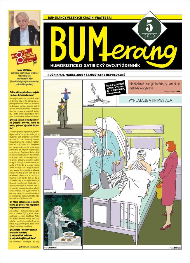 BUMerang 19-05