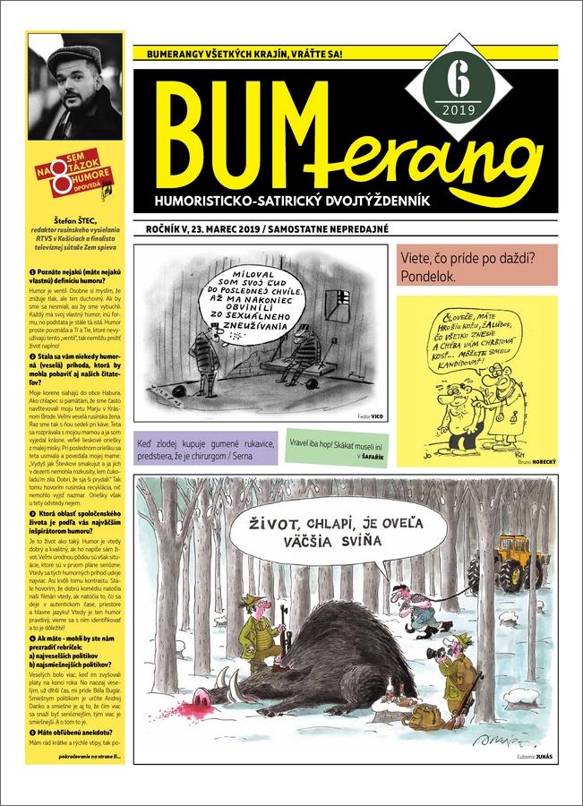 BUMerang 19-06
