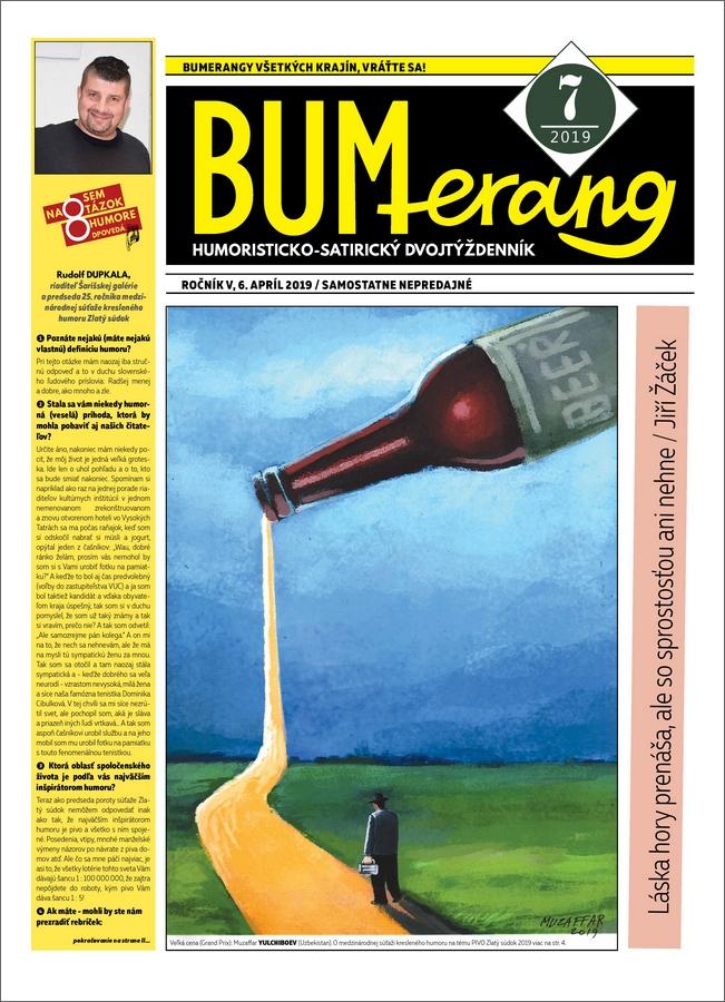 BUMerang 19-07