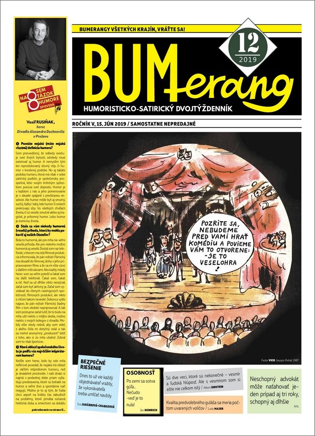 BUMerang 19-12