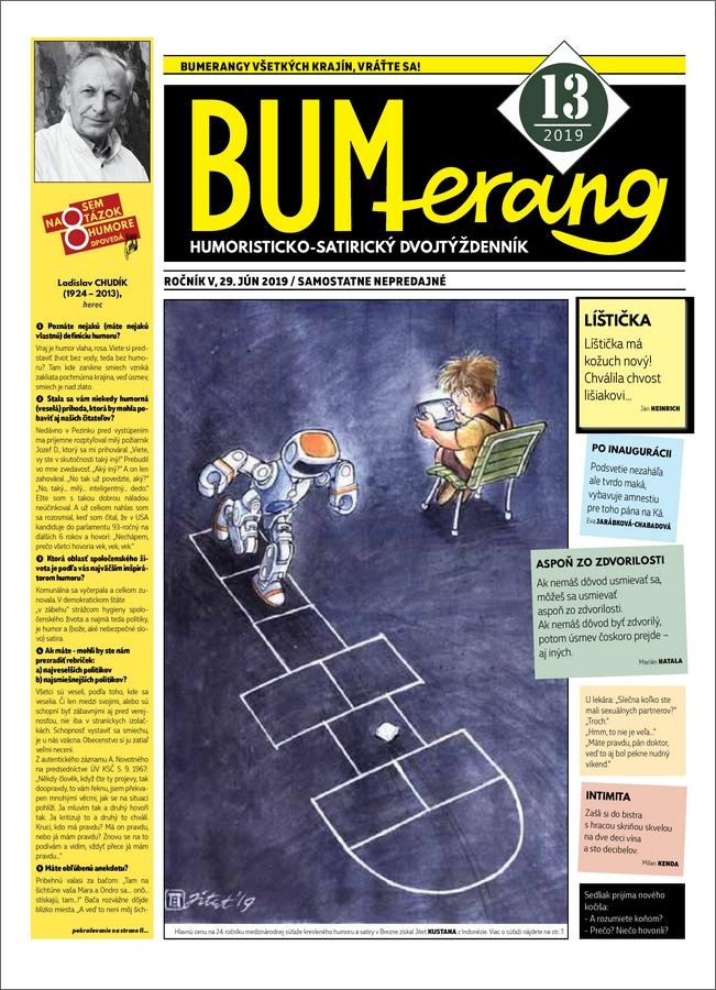 BUMerang 19-13
