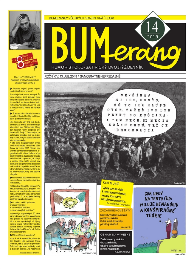 BUMerang 19-14