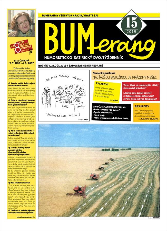 BUMerang 19-15