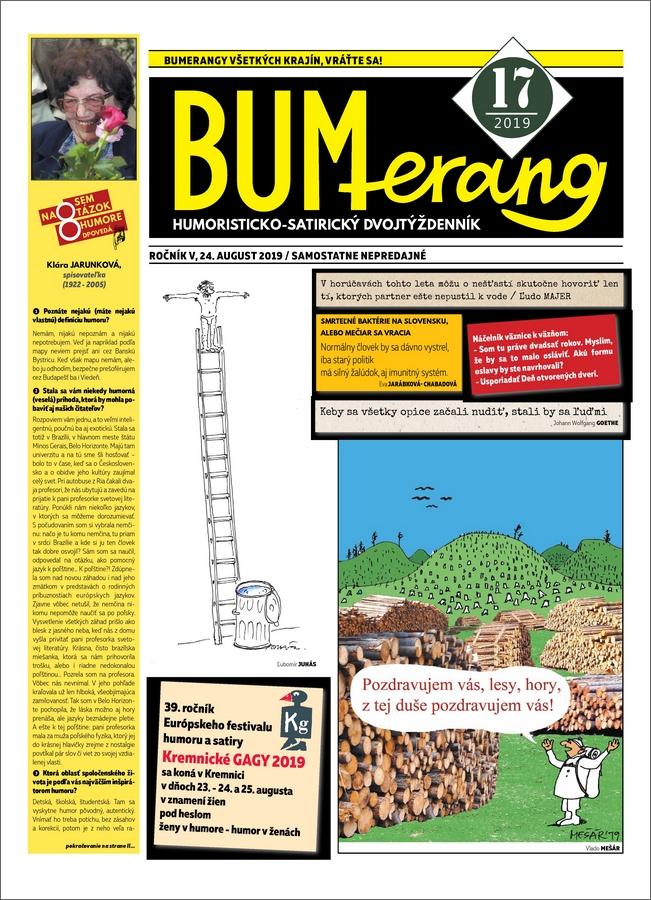 BUMerang 19-17
