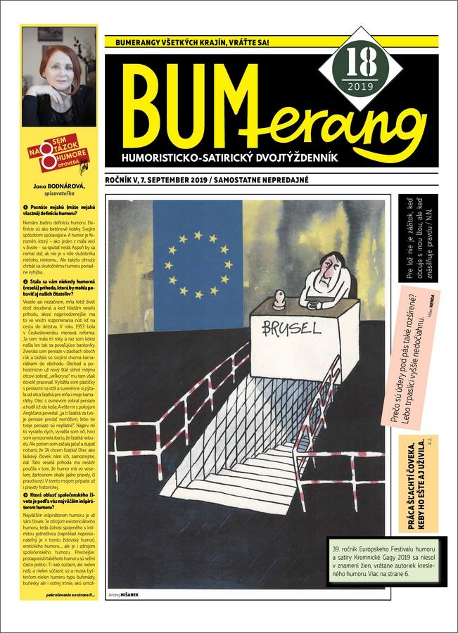 BUMerang 19-18