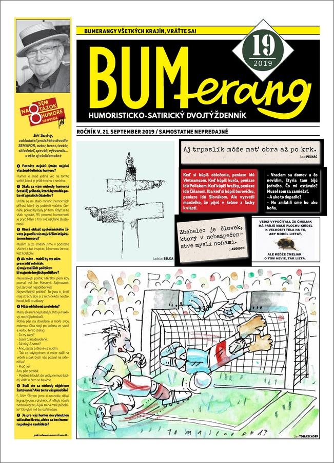 BUMerang 19-19