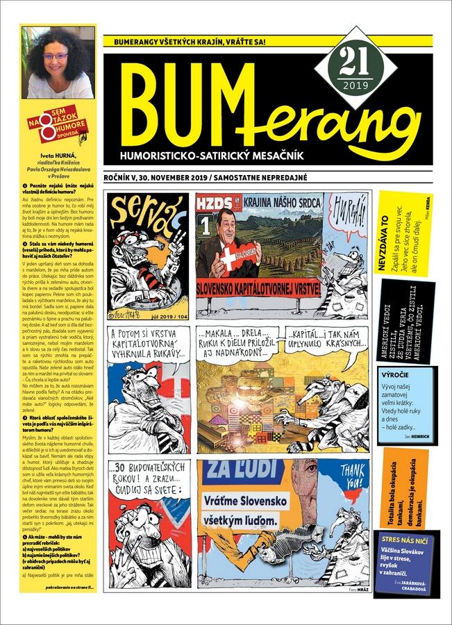 BUMerang 19-21