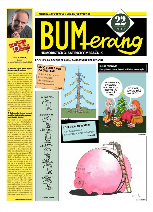 BUMerang 19-22
