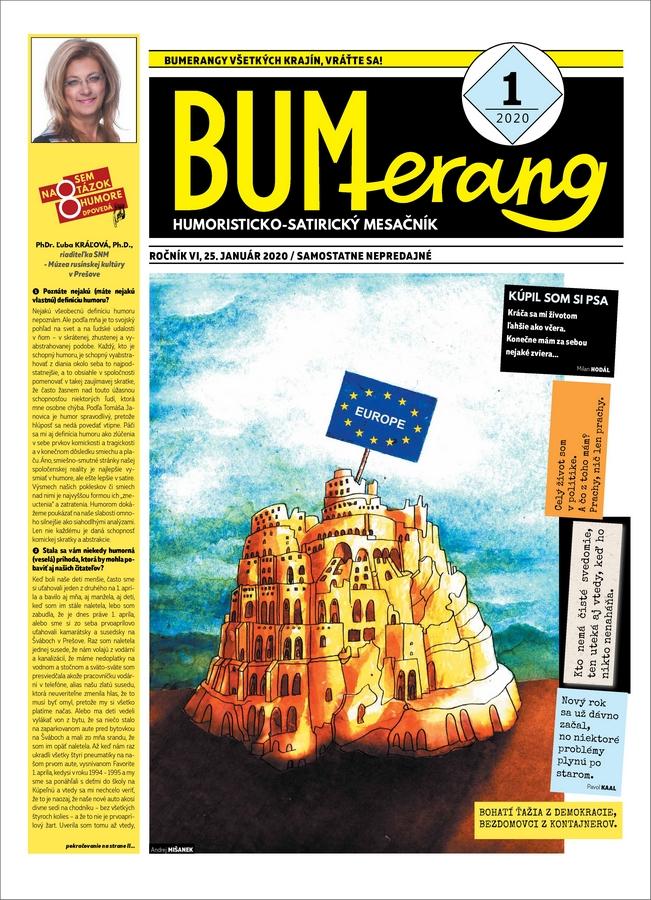 BUMerang 20-01