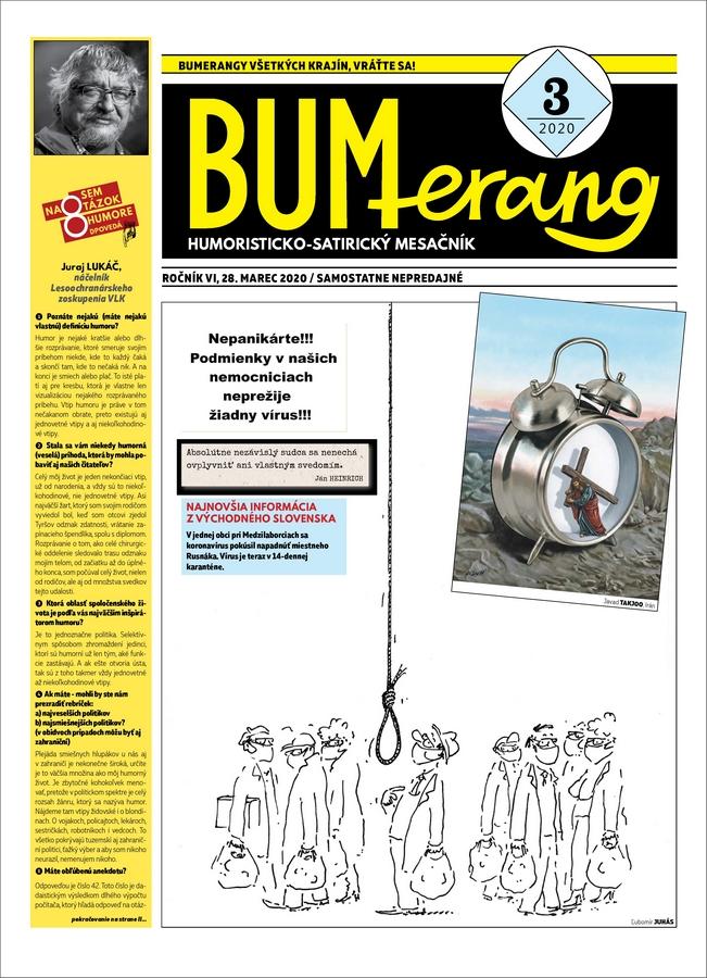 BUMerang 20-03