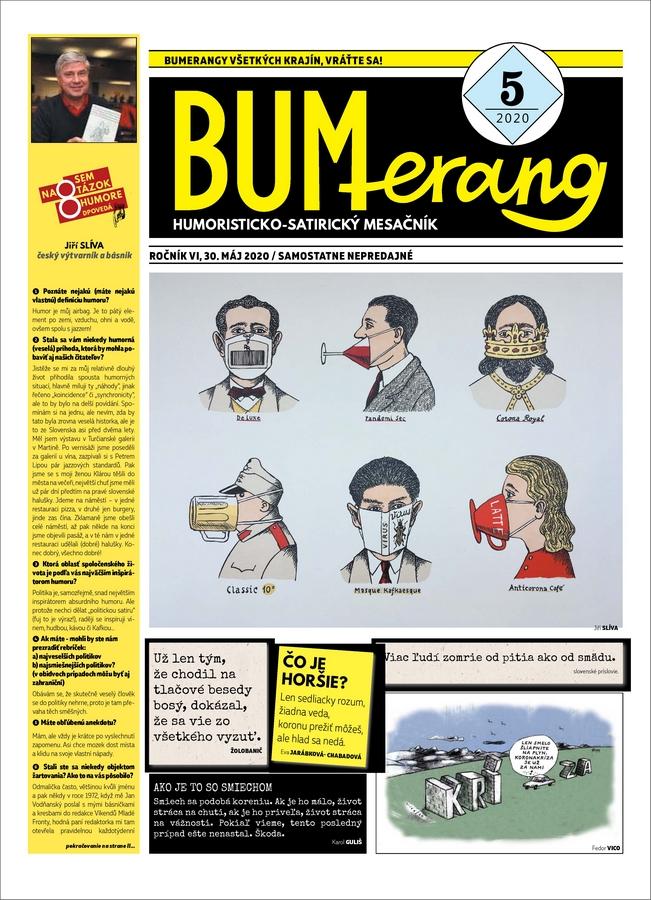 BUMerang 20-05