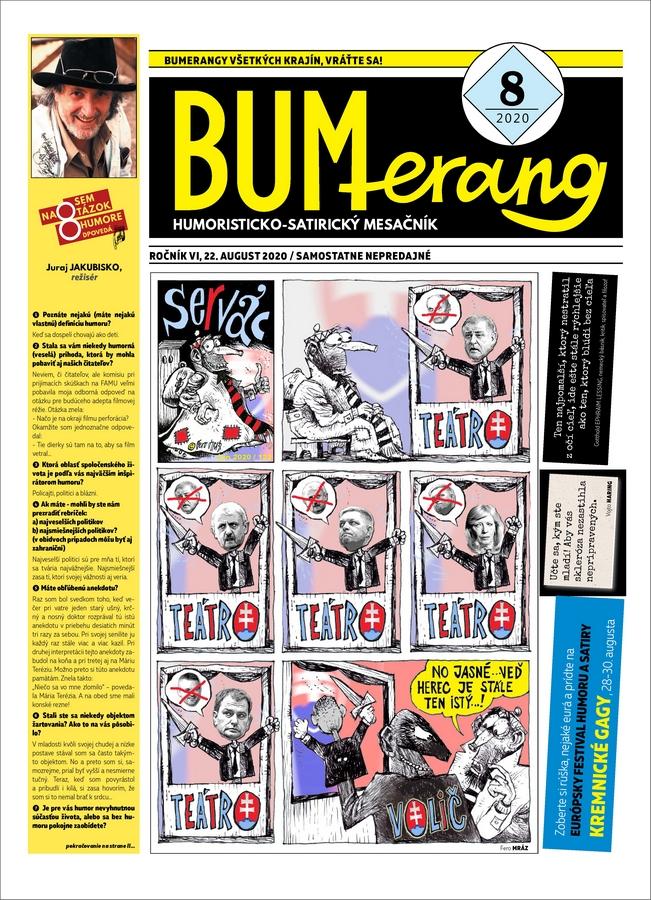BUMerang 20-08