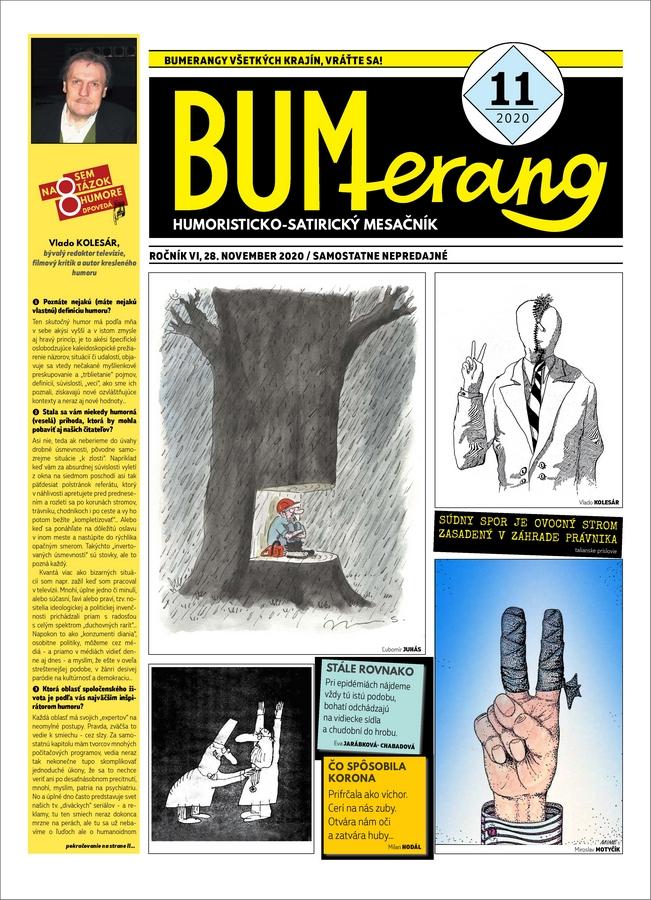 BUMerang 20-11