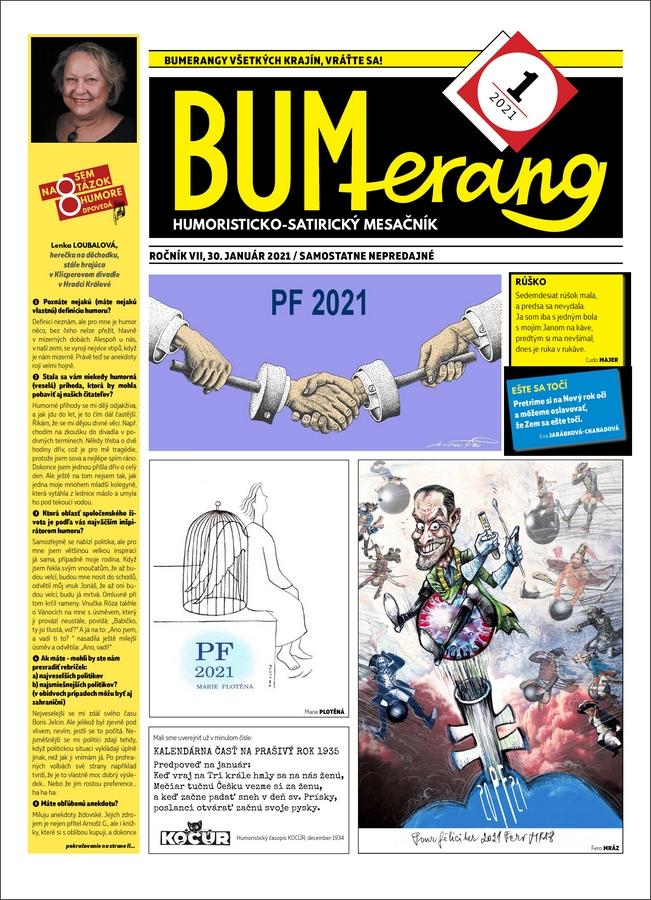 BUMerang 21-01