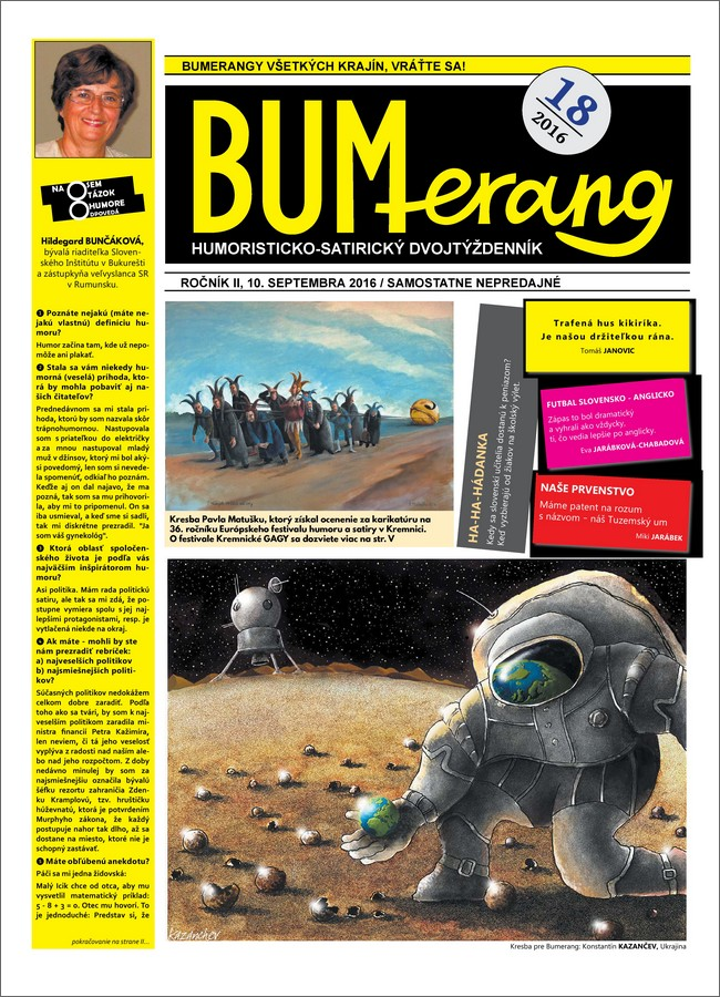 BUMerang 2016-18