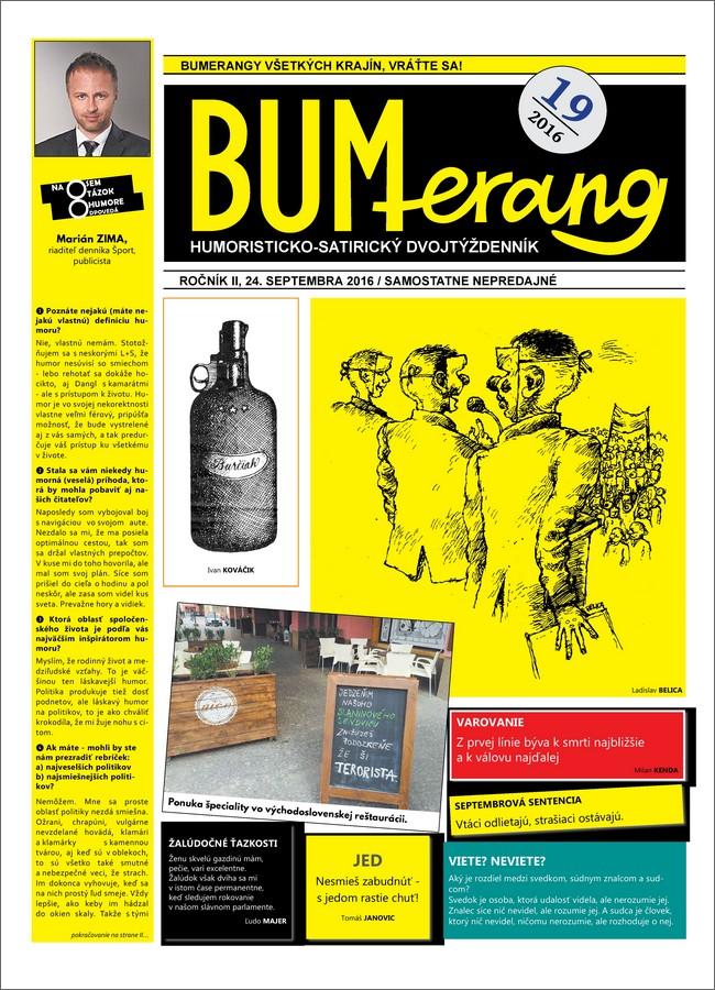 BUMerang 2016-19