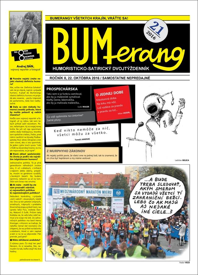 BUMerang 2016-21