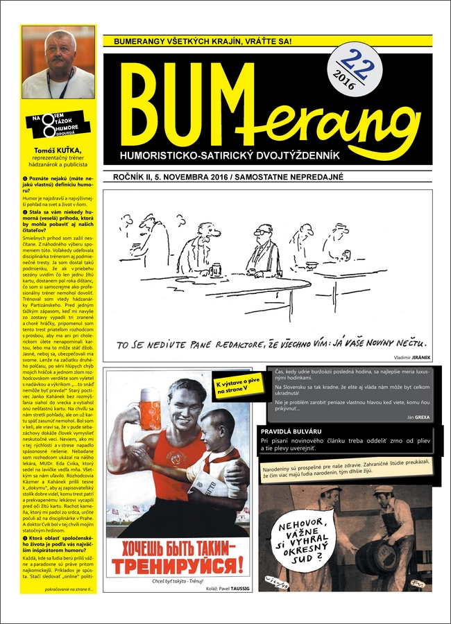 BUMerang 2016-22