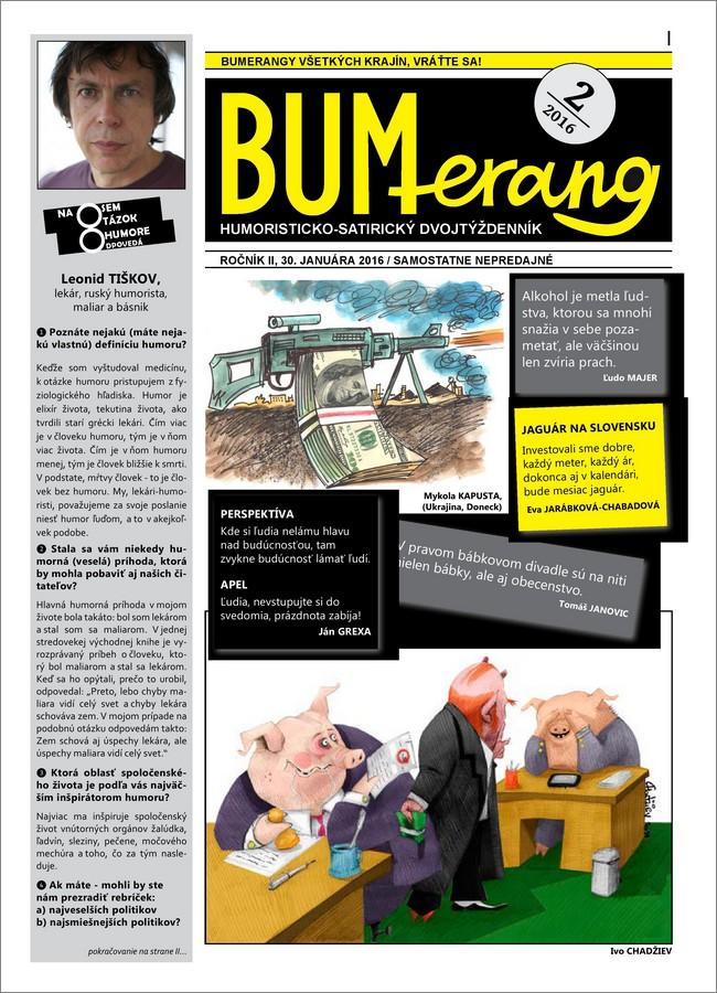 BUMerang 2016-2