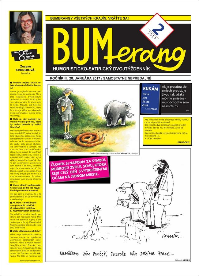 BUMerang 2017-2
